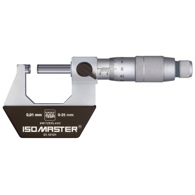 Tesa 00110102 ISOMASTER Standard Model with Analogue Indication 25-50mm