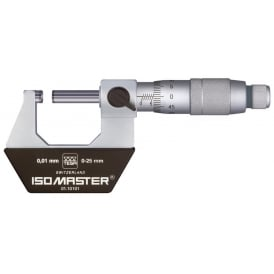 00110106 TESA ISOMASTER Standard Model with Analogue Indication 125-150mm