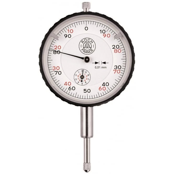 Roch 0141760635 - Analogue dial gauge , Range - 10mm