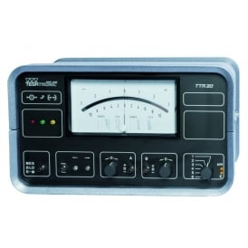 04430003 TESATRONIC TTA20 electronic display unit with analogue indication