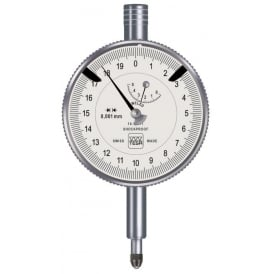 567 - Analogue dial gauge COMPAC 567, Range - 1mm