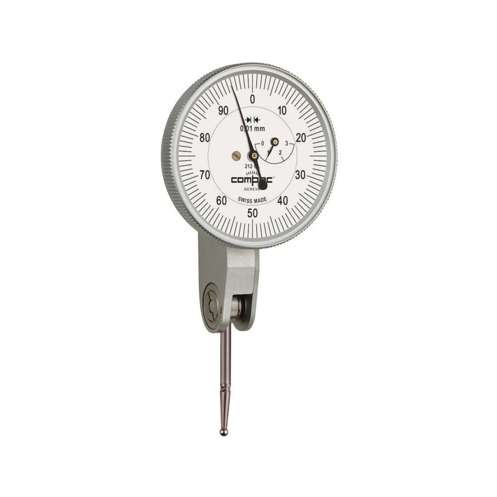 Types Of Dial Indicators : Compac gl analogue lever type dial test indicator