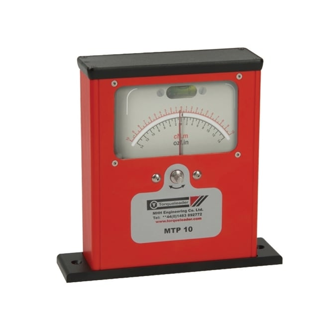Gedore 058150 - MTS 2500 - MECHANICAL ANALYSER - Torque Calibration
