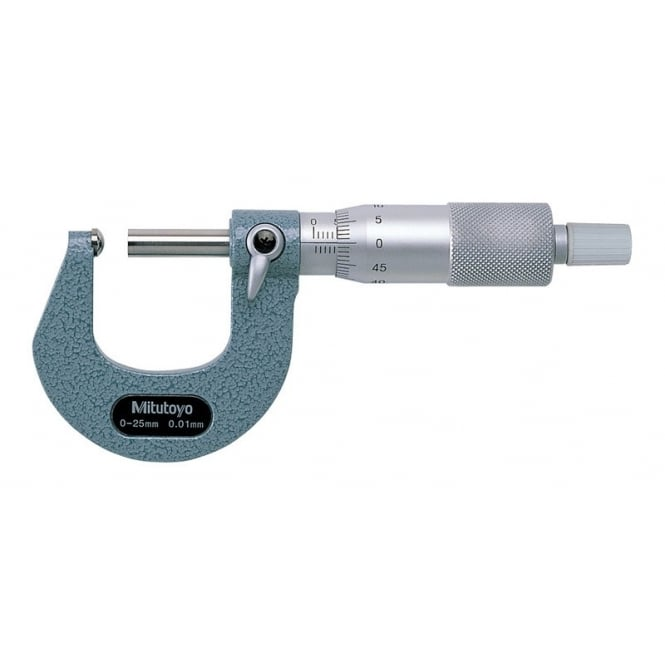 Mitutoyo 115 115 Tube Micrometer 0 25mm Micrometers From