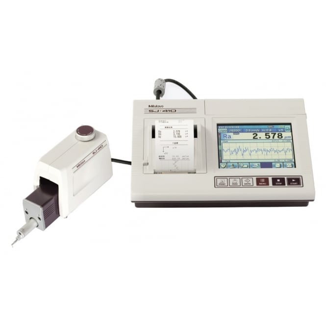 Mitutoyo 178-581-02 - Surftest SJ-411 / SJ-412 Portable Surface Roughness Testers