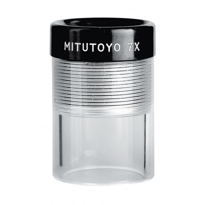 Mitutoyo 183-301 - Clear Loupe Magnifier 7X