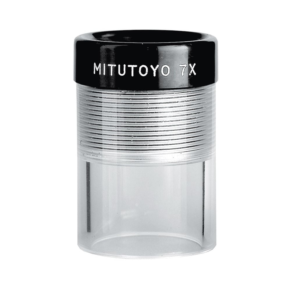 7X Clear Loupe Mitutoyo 183-301