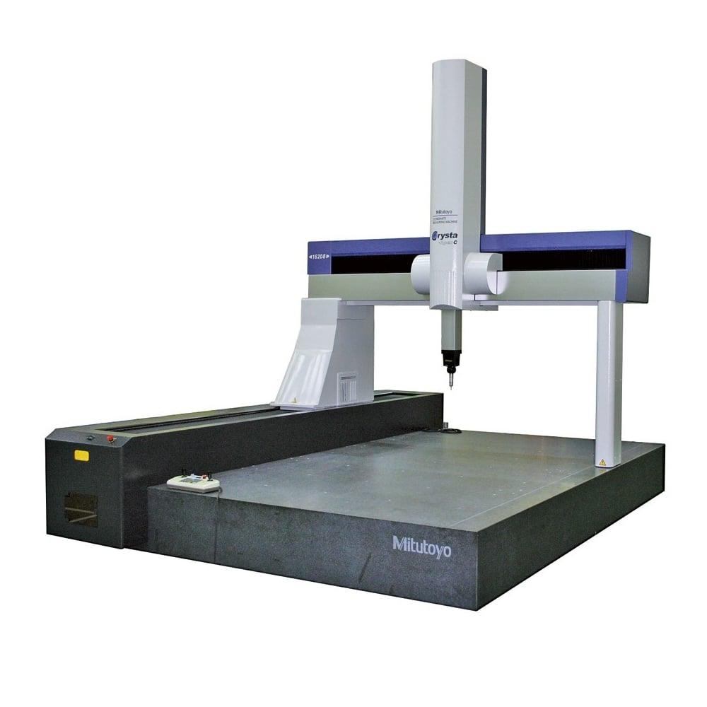 Mitutoyo Measuring Equipment : Mitutoyo c crysta apex coordinate measuring