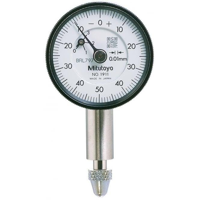 Mitutoyo Digital Dial Indicator : Mitutoyo b compact dial indicator mm