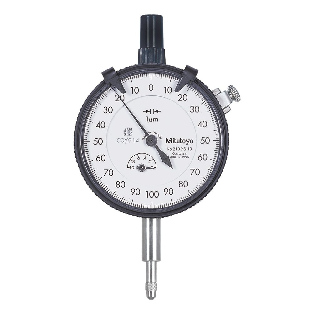 Mitutoyo Digital Dial Indicator : Mitutoyo s high resolution dial indicator mm