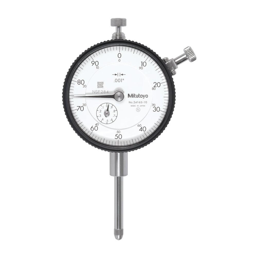 Mitutoyo Dial Indicator : Mitutoyo s long stroke dial indicator quot