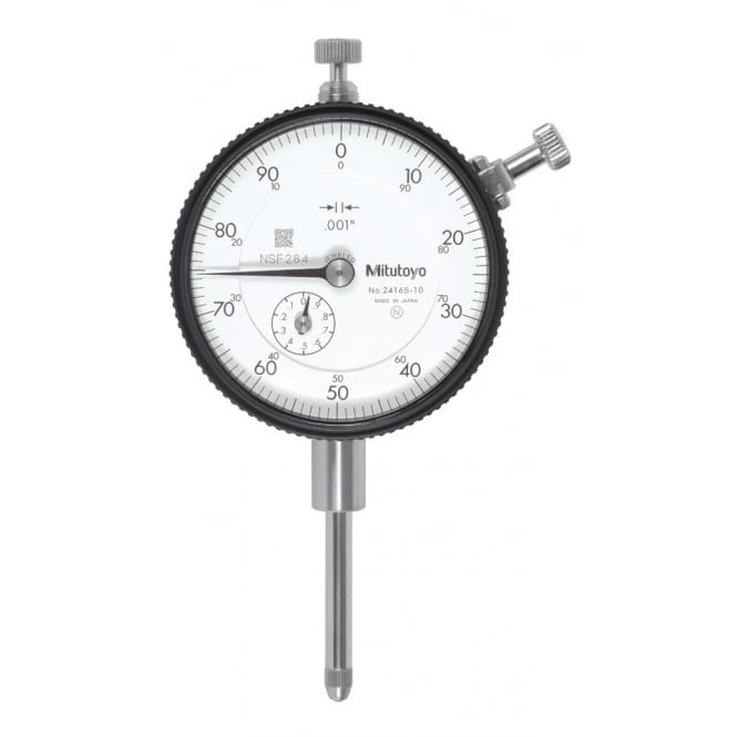 Mitutoyo 2416S-10 Long Stroke Dial Indicator 1