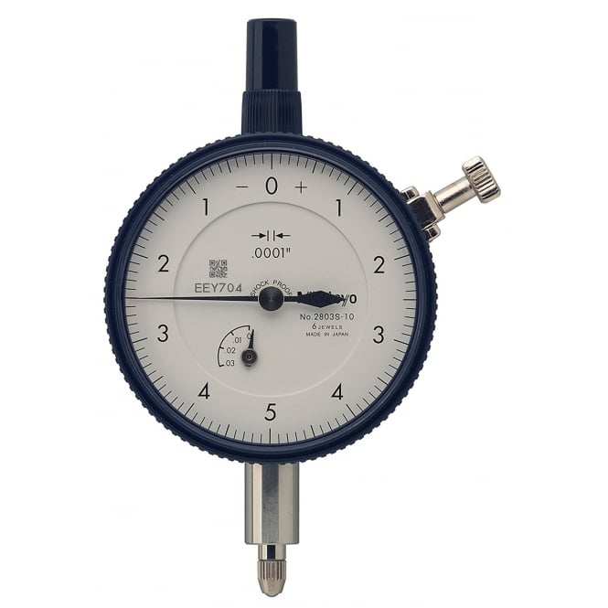 Mitutoyo 2803S-10 Standard Dial Indicator .025