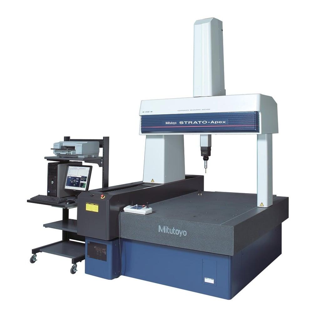 Coordinate Measuring Machine : Mitutoyo strato apex high accuracy coordinate