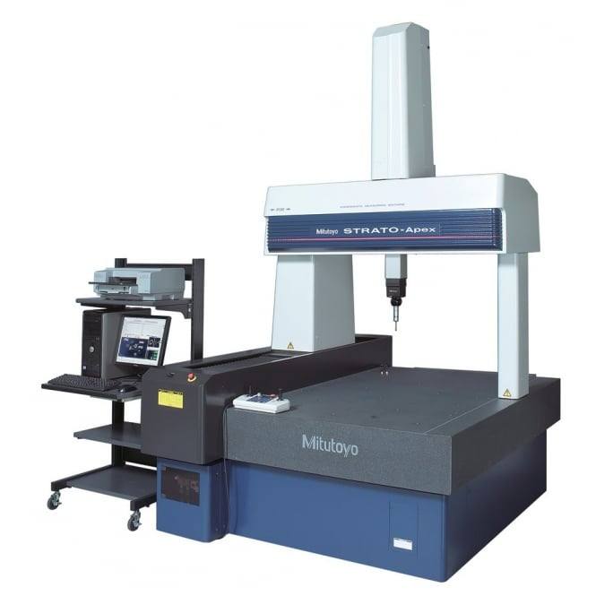 Mitutoyo 355-9106 - Strato-Apex High Accuracy Coordinate Measuring Machine
