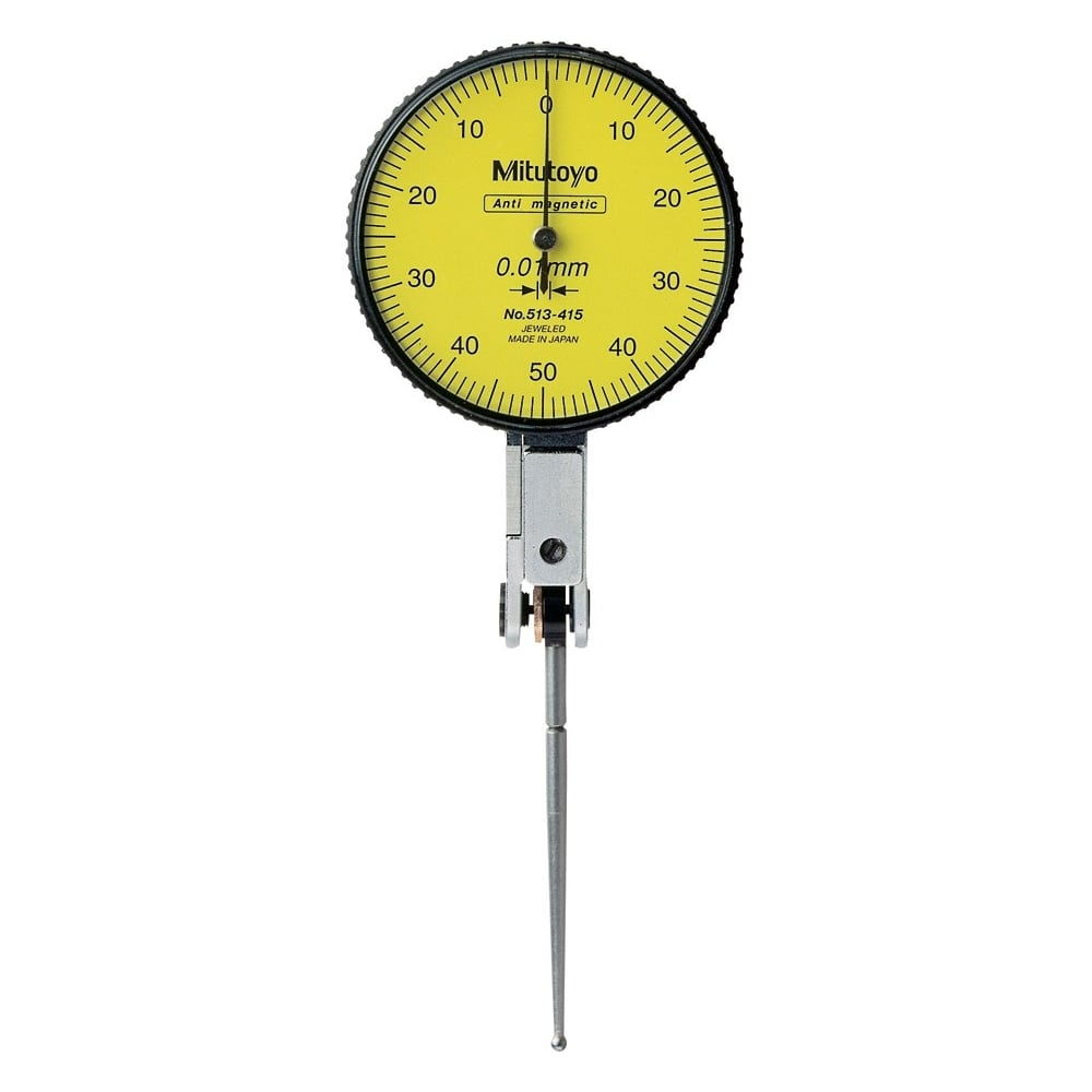 Long Indicator Contacts : Mitutoyo e long stylus lever indicator mm
