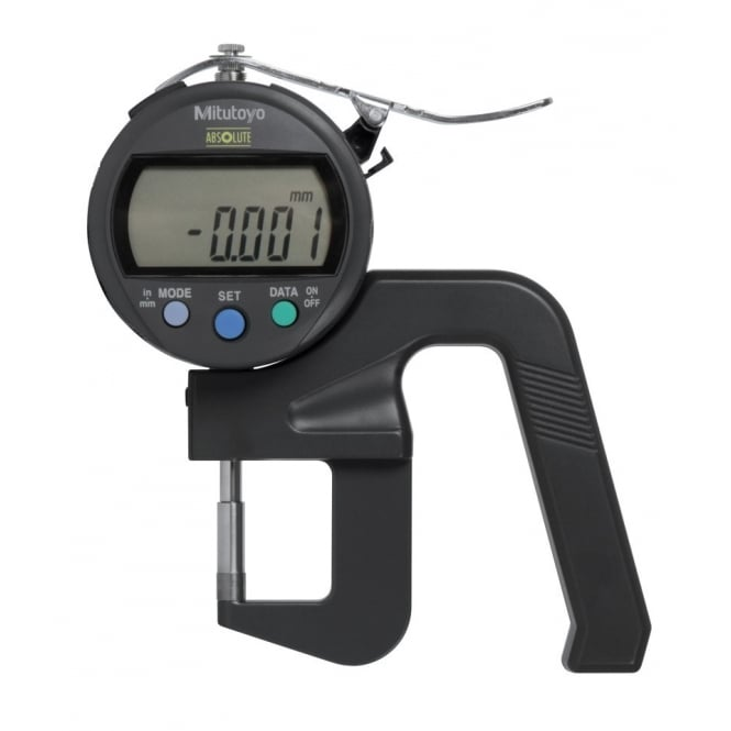 Mitutoyo 547-400S ABSOLUTE Digimatic Thickness Gauge 0-12mm / 0-.47