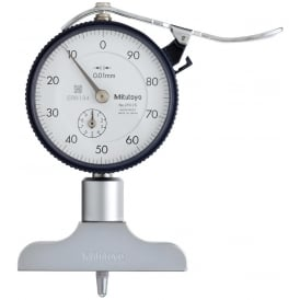 7211 Dial Type Depth Gauge 0-200mm