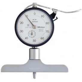 7212 Dial Type Depth Gauge 0-200mm