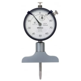 7213 Dial Type Depth Gauge 0-210mm