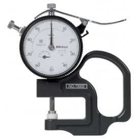 7300S Dial Thickness Gauge 0-.5
