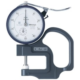 7301 Dial Thickness Gauge 0-10mm