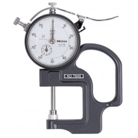 7304S Dial Thickness Gauge 0-1