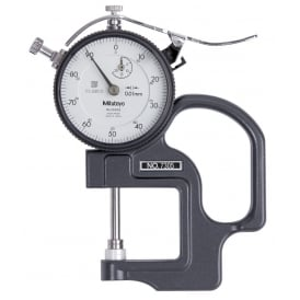 7305 Dial Thickness Gauge 0-20mm