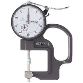 7312S Dial Thickness Gauge 0-.5