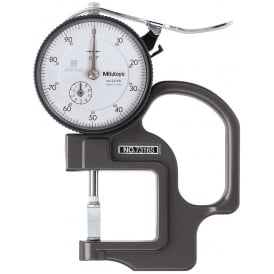7316S Dial Thickness Gauge 0-.5