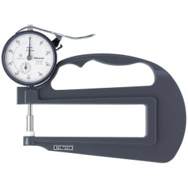 7321 Dial Thickness Gauge 0-10mm