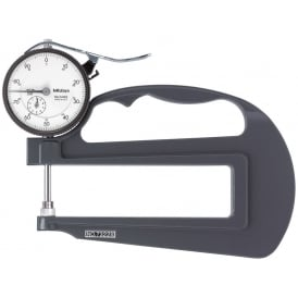 7322S Dial Thickness Gauge 0-1
