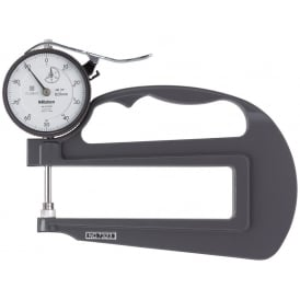 7323 Dial Thickness Gauge 0-20mm