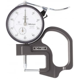 7360 Dial Thickness Gauge 0-10mm