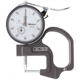 7361S Dial Thickness Gauge 0-.5