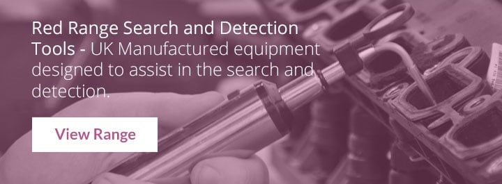 Red Range Search and Detection Tools