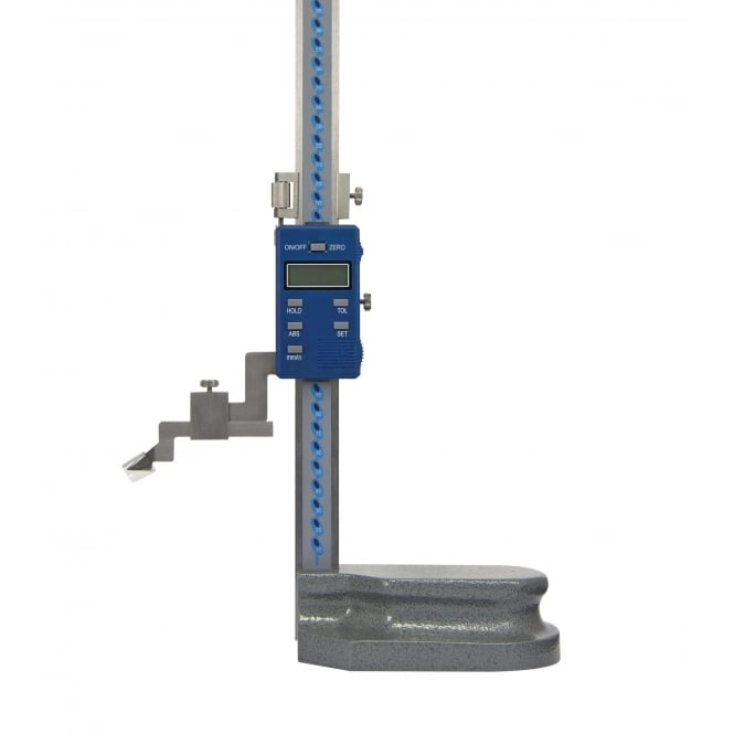 Moore & Wright MW190-60DBL - Digital Height Gauge 190 Series, 0-600mm / 0-24