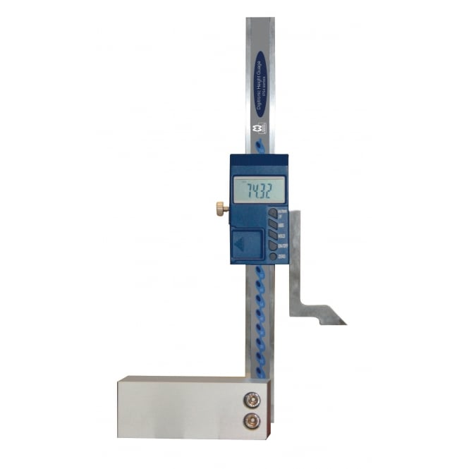 Moore & Wright MW192-20D - Digital Mini Height Gauge 192 Series, 0-150mm / 0-6