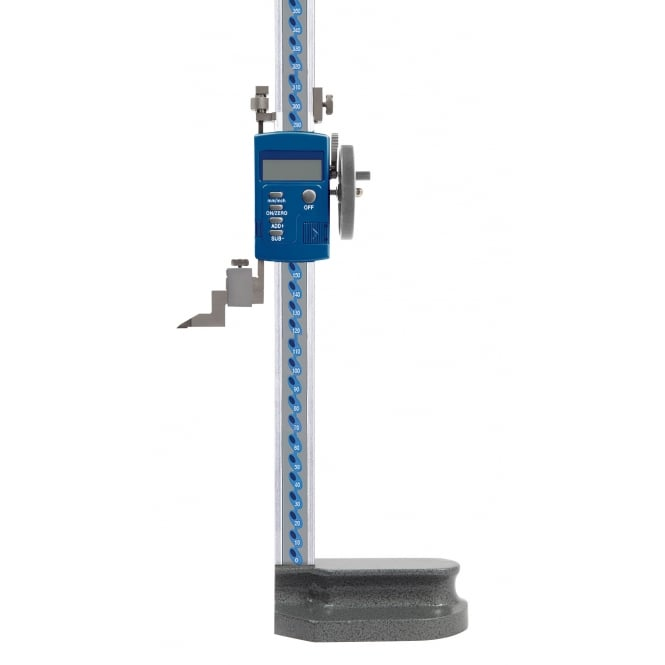 Moore & Wright MW193-60DDL - Digital Height Gauge 193 Series, 0-600mm