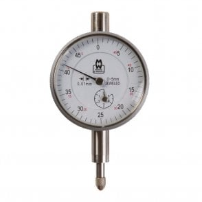 Moore /& Wright 0-1mm High Resolution Indicator Dial Plunger Metric MW400-02