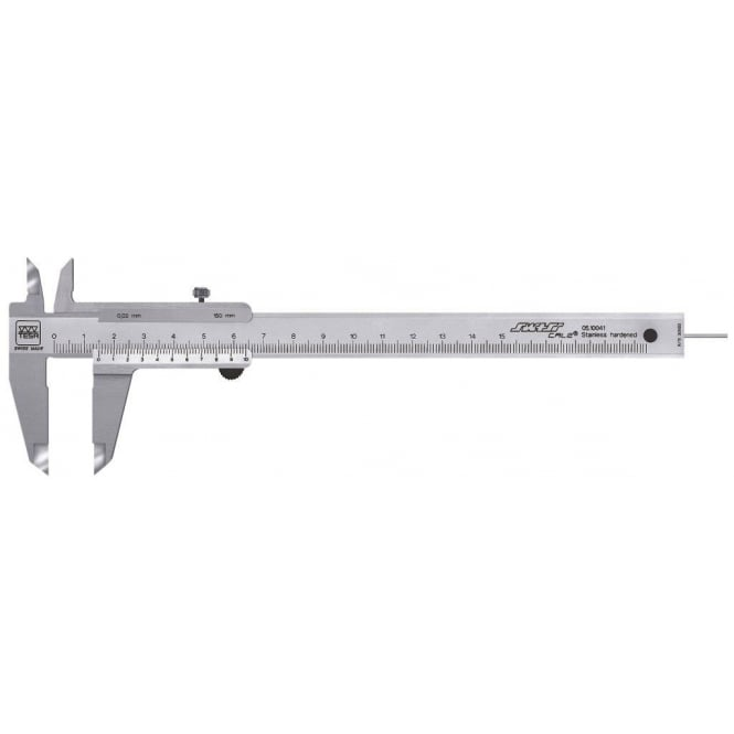 Tesa 00530111 Standard models Vernier Calipers 0-200mm / 0-8